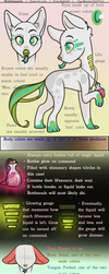 Bottlesouls :Species Ref: | Free to make! by little-space-ace