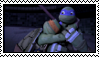 TMNT- Donnie and Mikey stamp by xJeeyle