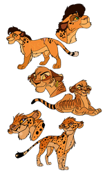 Big Cat Adopts (CLOSED) by YESUNG9