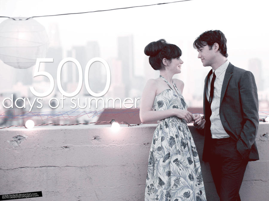 500 days of summer wallpaper by addictedsp8 on DeviantArt