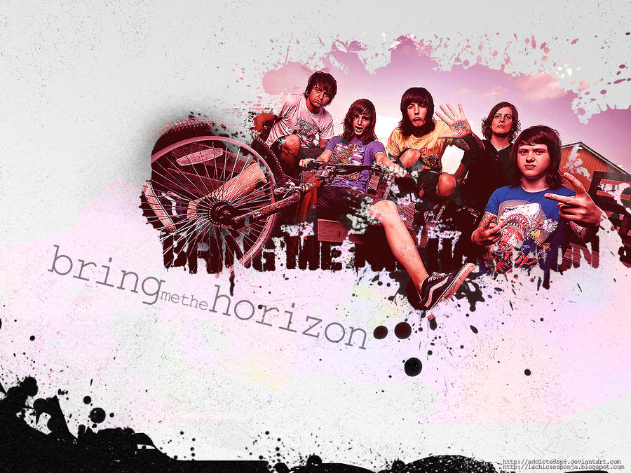 Bring Me The Horizon Wallpaper by ~addictedsp8 on deviantART