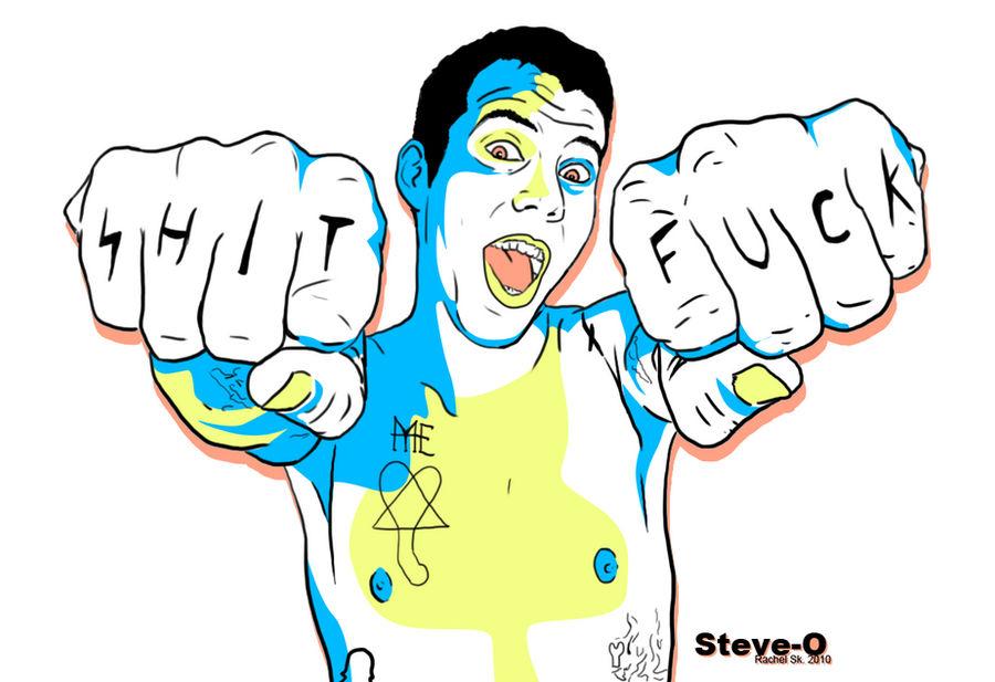 SHIT-FUCK: Steve O