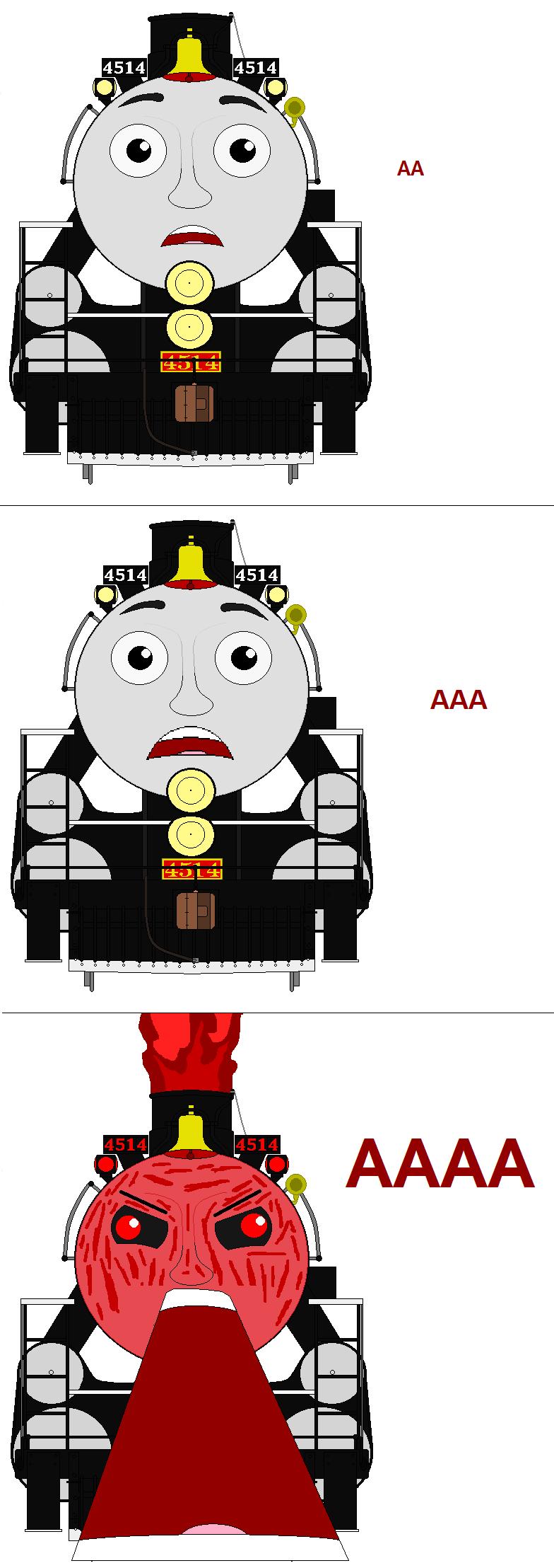 aa aaa aaaa meme by titanicmaster475 on deviantart