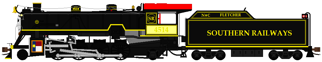 My Trainsona's NEW Shape by TitanicMaster475