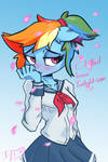 Shy Dashie by DanLi69