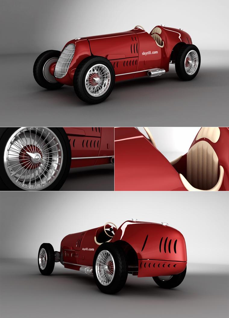 Alfa romeo 12c by mossawi