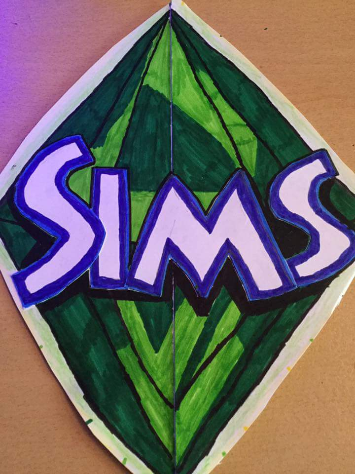 Sims logo! by MadameButterfly94