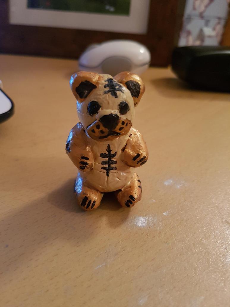 Bobby bear! by MadameButterfly94