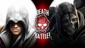 Ezio Auditore VS Corvo Attano