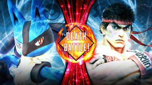 Lucario VS Ryu