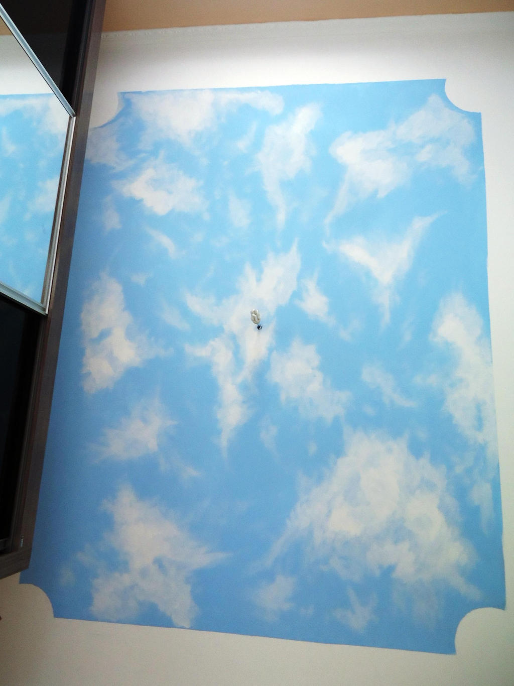 Clouds on the ceiling by marcelogodoy on deviantart for How to make clouds on ceiling