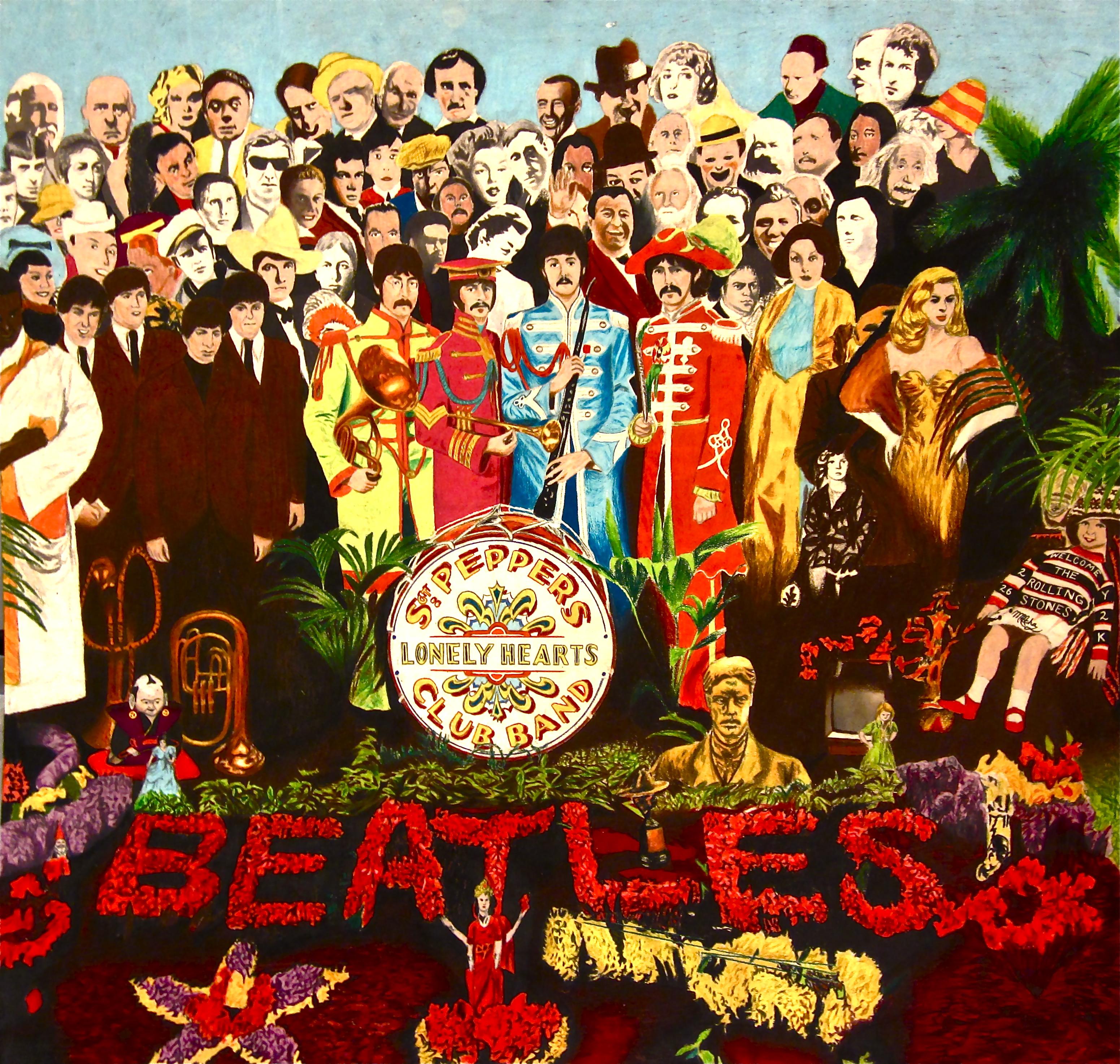 Beatles Lonely Hearts : the beatles ltimas noticias ~ Vivirlamusica.com Haus und Dekorationen