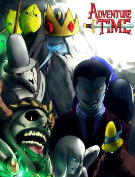 Adventure Time Villains!