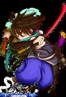 SwordMaster of the Oboro Style