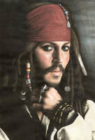 Cap. Jack Sparrow by Piombo