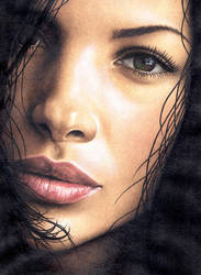 Bulgarian Girl by Piombo
