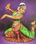 Bharata Natyam by Piombo