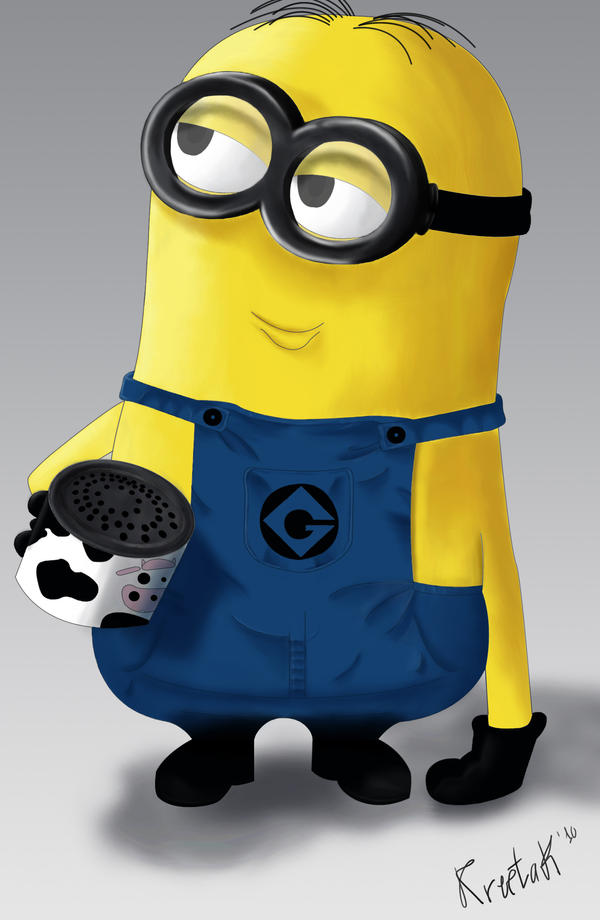 animated minions clipart - photo #20