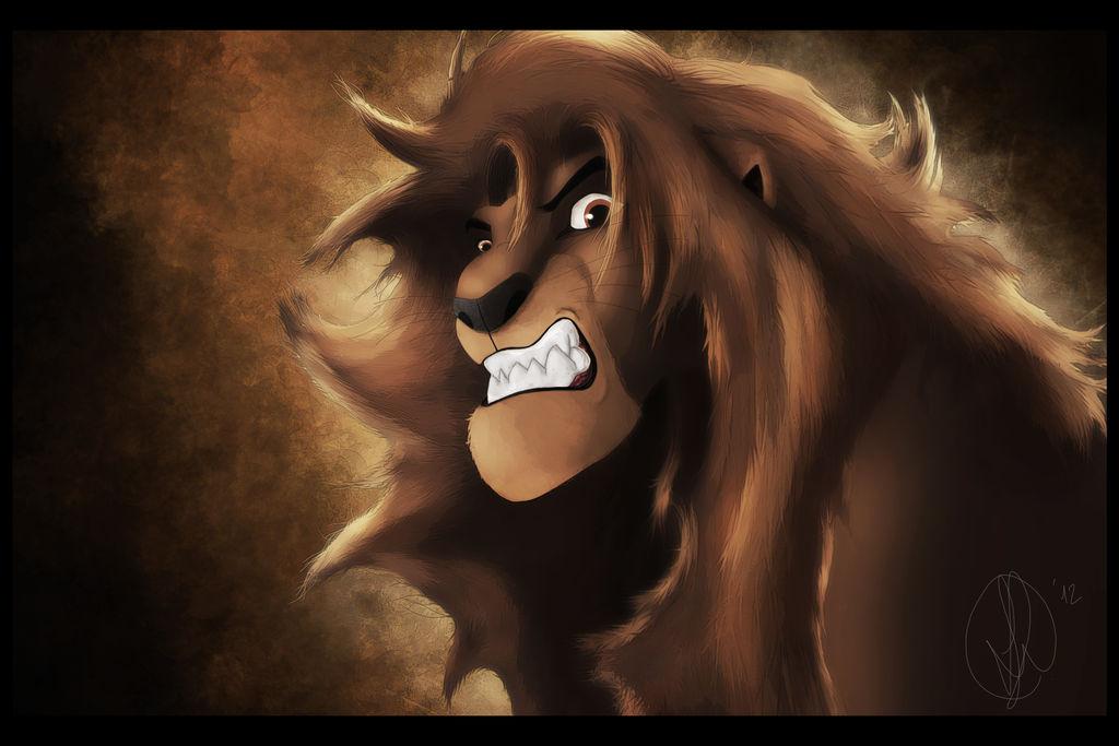 Simba by Kreetak