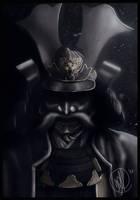 Samurai by Kreetak