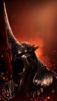 Witch-king of Angmar - Portrait