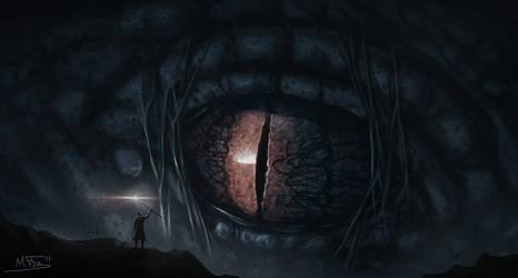 The big eye by Kreetak