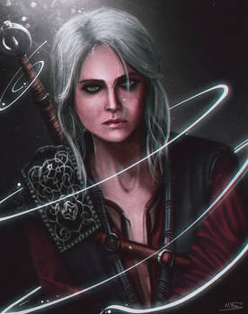 Ciri The Witcher FanArt