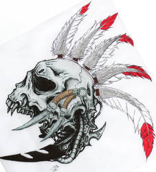 bf357de47 #nativeamericanskull | Explore nativeamericanskull on DeviantArt
