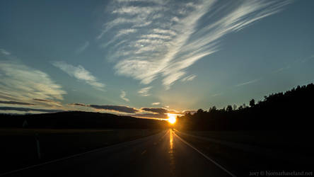Following the sun by inshadowz