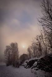 Sun and the Fog by inshadowz
