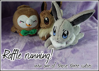New year Plushy Giveaway