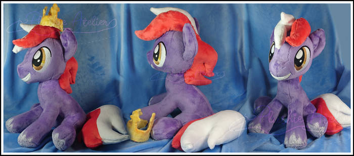 OC Horst MLP Custom Plush