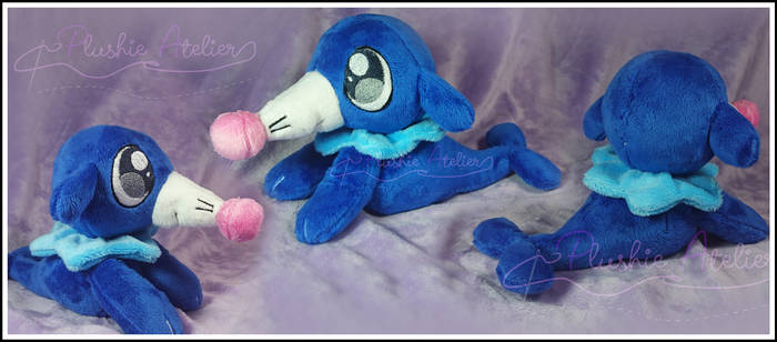 Custom Popplio Plush