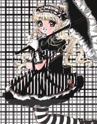 Gothic Lolita Catherine by kawaiikitteny