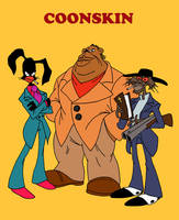 Coonskin by Haveba25