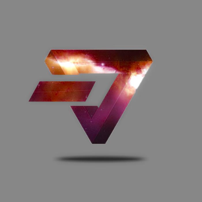 Logo V by visakh123