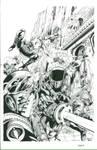 G.I. Joe Splash 2: Pencils by Robert Atkins