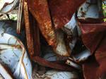 Crumpled Metal Texture 2