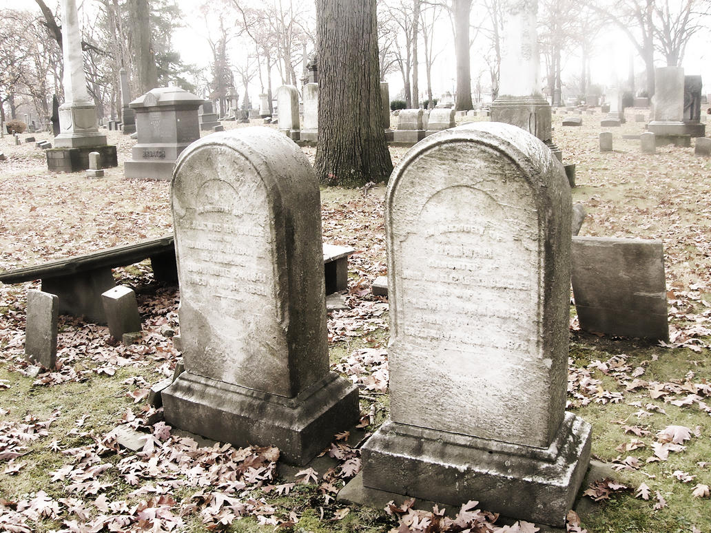 Cemetery Stock 48 by Bound-By-Leather