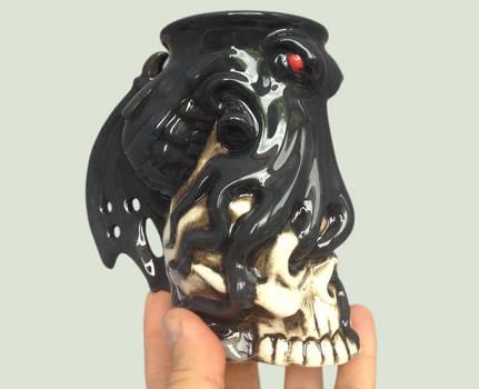 Dark Cthulhu mug
