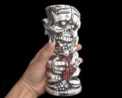 Zombie Tiki mug