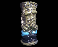 Frankenstein Tiki Mug
