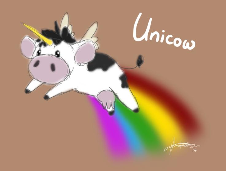 Unicow - photo#1