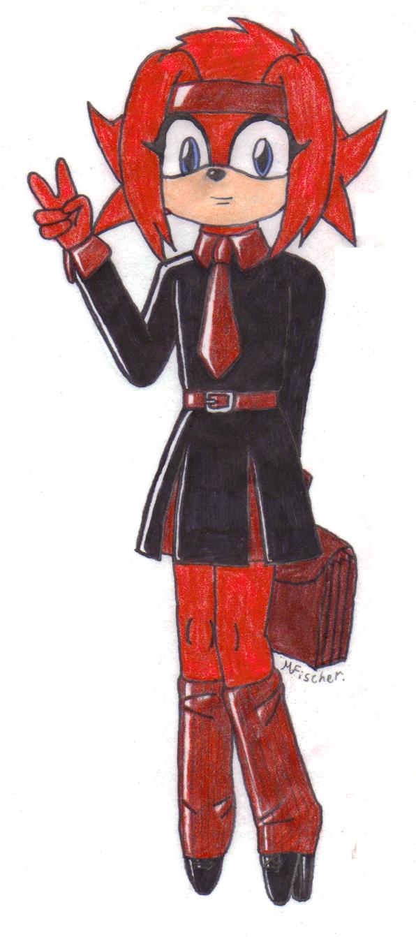 School girl sipher by metalzaki