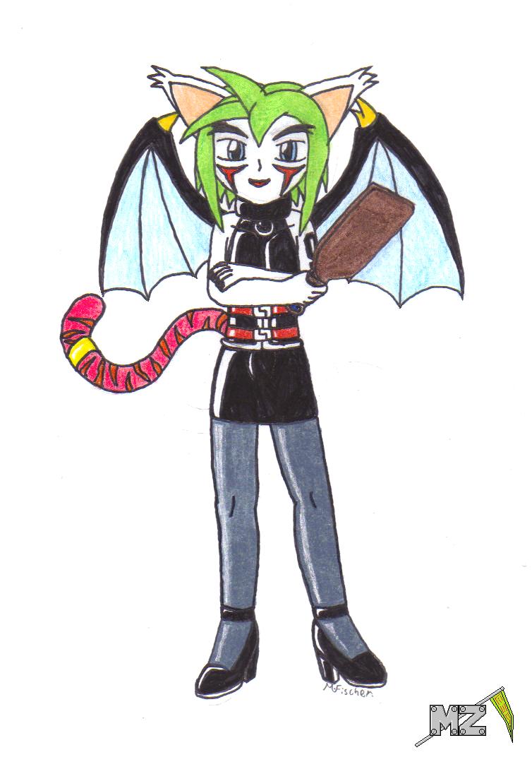 Mistress zaki by metalzaki