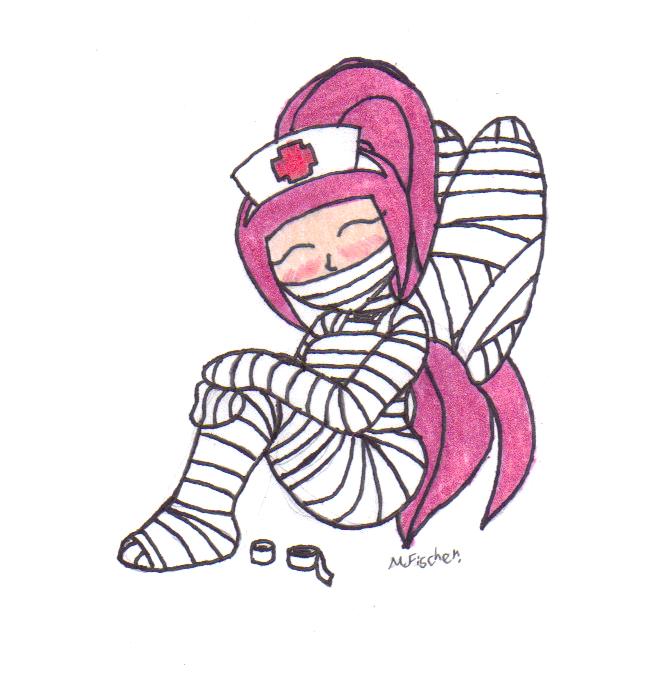 Mummy Aka by metalzaki