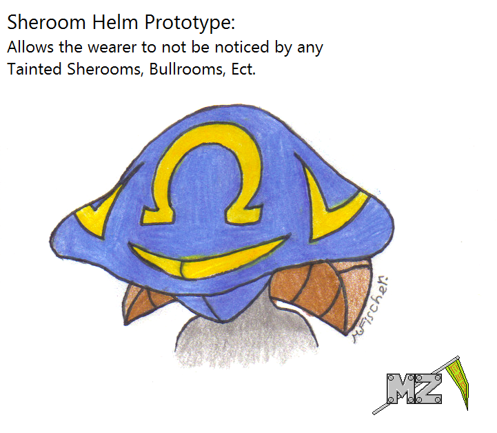 Omega helmet contest entry by metalzaki