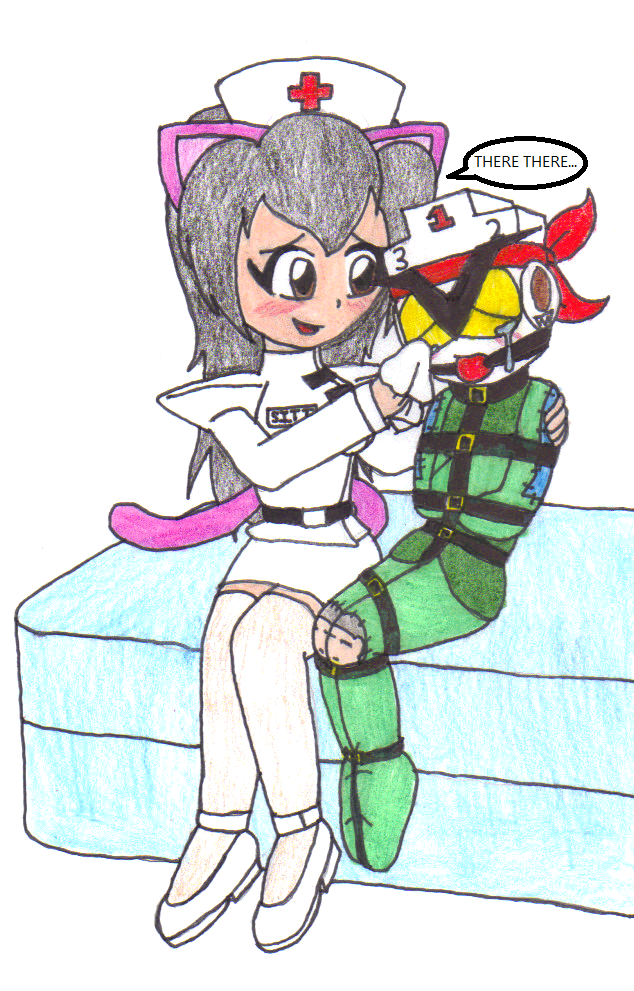 There there nurse siti is here... by metalzaki