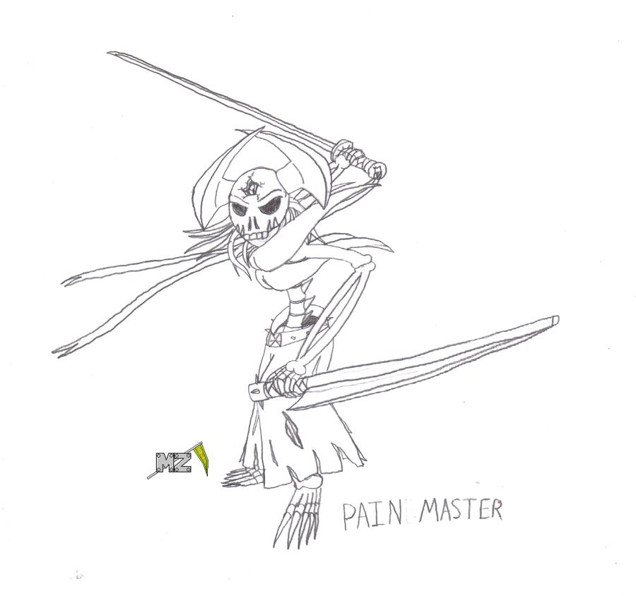 Pain Master by metalzaki