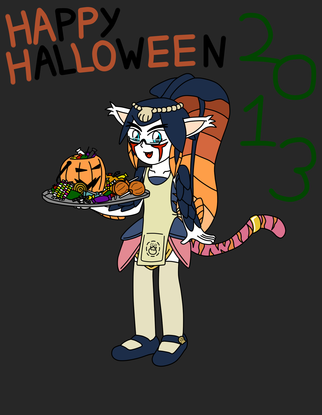 Halloween 2013 by metalzaki
